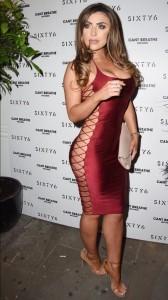 Abigail Clarke sexy