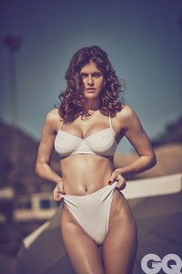 Alexandra Daddario hot lingerie