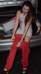 Alicia Arden pants