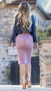 Ana Braga hot arse