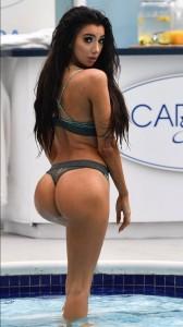 Chloe Khan hot arse