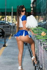 Claudia Romani full ass
