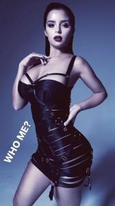 Demi Rose sexy boobs