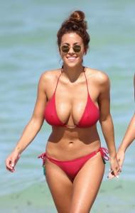Devin Brugman sexy bikini