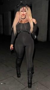 Holly Hagan huge booty