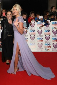 Holly Willoughby legs