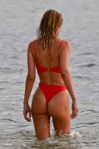 Kimberley Garner hot boobs