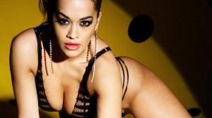 Rita Ora hot lingerie
