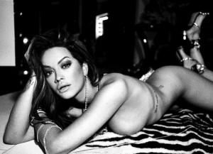 Rita Ora naked photoshoot