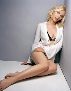 Scarlett Johansson cute