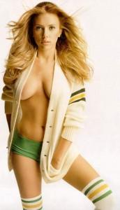 Scarlett Johansson sexy photoshoot