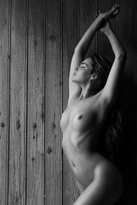 Audrey Bouette naked fully