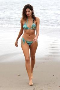 Blanca Blanco in hot bikini