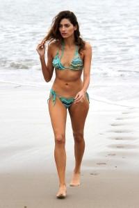 Blanca Blanco in sexy bikini
