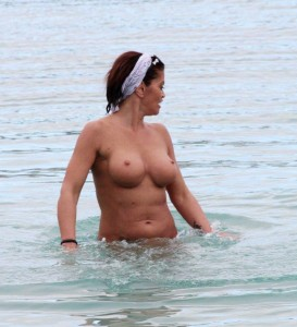 Danniella Westbrook full tits 2