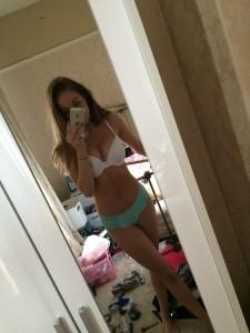 Eden Taylor-Draper selfie 2
