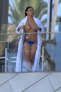 *WARNING NUDITY*Heather Marianna Spotted Topless in Malibu