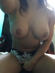 Kaitlyn topless leaked
