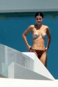 Lena Meyer-Landrut topless