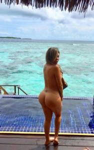 Liziane Gutierrez nudity
