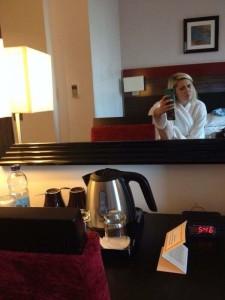 Melissa Johns selfie 2