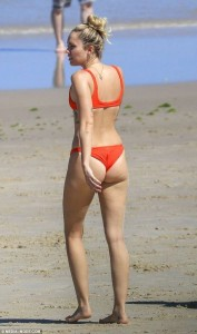 Miley Cyrus ass