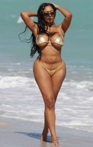 Moriah Mills bikini