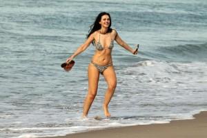 Natasha Blasick hot bikini