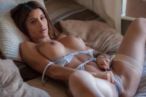Preeti Young nipples