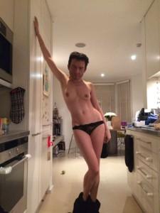 Sienna Miller nudity