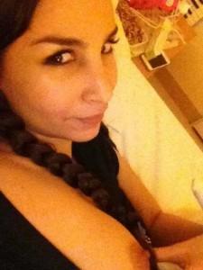 Sila Sahin nipples 2