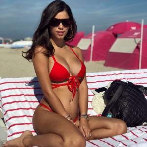 Alexandra Rodriguez in sexy bikini