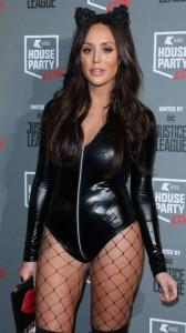 Charlotte Crosby sexy costume