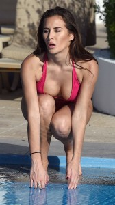 Chloe Goodman swimsuit