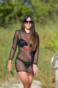 Claudia Romani hot and sexy