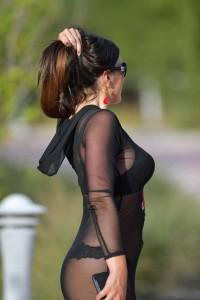 Claudia Romani hot figure
