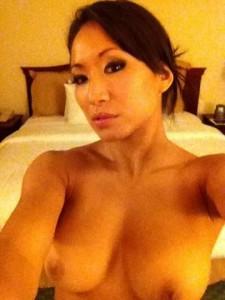 Gail Kim nude selfie