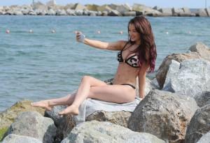 Jess Impiazzi shoot