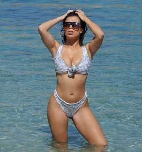 Katie Salmon sexy bikini