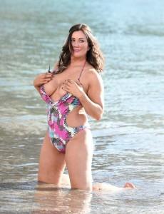 Lisa Appleton swimsuit