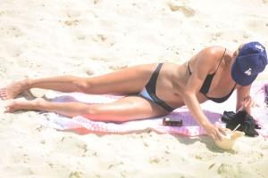 Lisa Clark beach