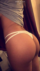 Montana Brown booty leaked