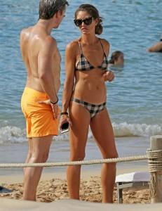Rebecca Gayheart with boyfriend