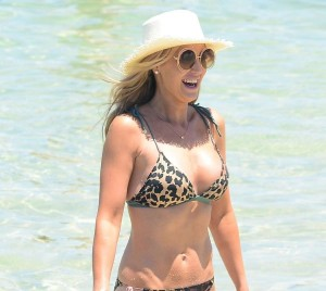 Roxy Jacenko bikini