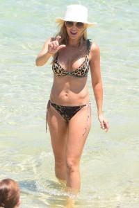 Roxy Jacenko paparazzi bikini
