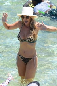 Roxy Jacenko sexy bikini