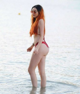 Sarah Goodhart huge ass