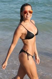 Sylvie Meis in hot bikini