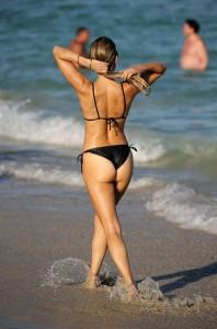Sylvie Meis sexy arse