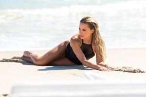 Sylvie Meis sexy swimsuit